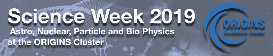 ORIGINS Science Week 2019